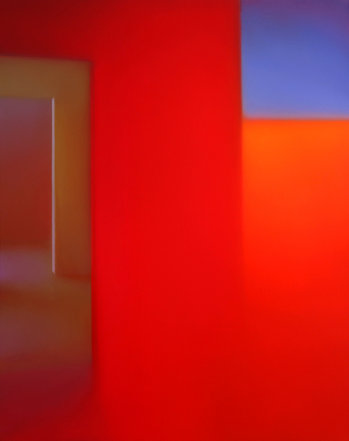 , 'Red Shadow,' 2016, de Sarthe Gallery