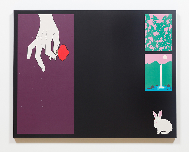 , 'The Seeker,' 2017, Shulamit Nazarian