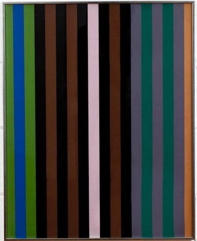 Gene Davis, 'Series 1', 1969, Caviar20
