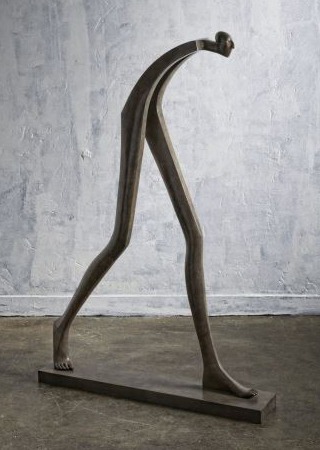 Isabel Miramontes, 'Big Step', 2016, Canfin Gallery