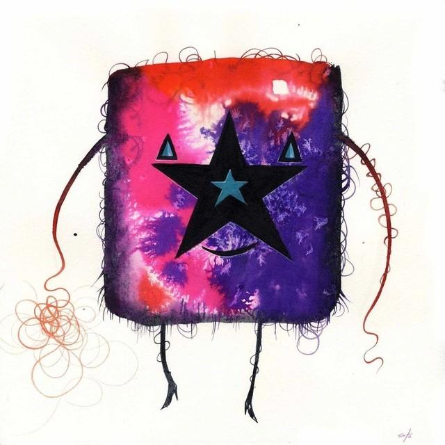 , 'Star Heels,' 2009, Jonathan LeVine Projects