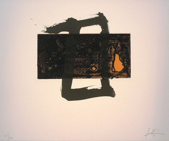 Antoni Tàpies, 'Variacions sobre un rectangle 2', 2001, Nicholas Gallery