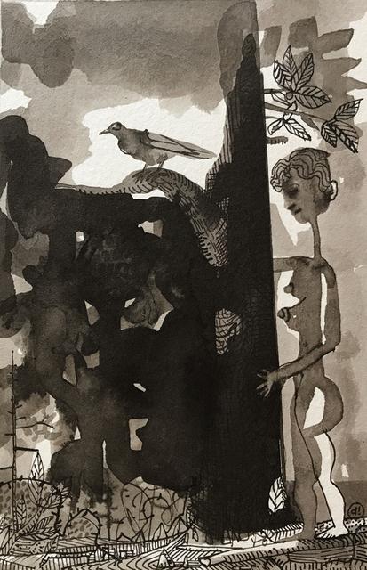 , 'Bird Mythology,' , Gail Severn Gallery