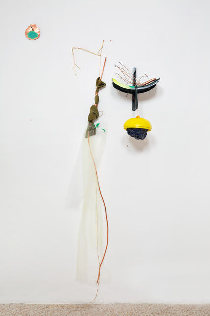 , '# 581 Marked, Clamped & Cloud,' 2013, Galleria Raffaella Cortese