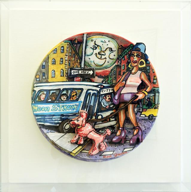 , 'Moonstruck, Cher (Original Plate) ,' 1994, Fritz Gallery