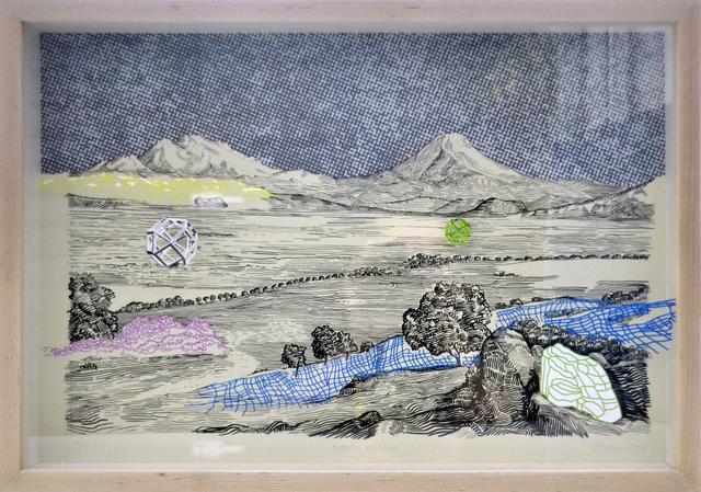 , 'Espacio Vectoral,' 2014, Anémona Editores