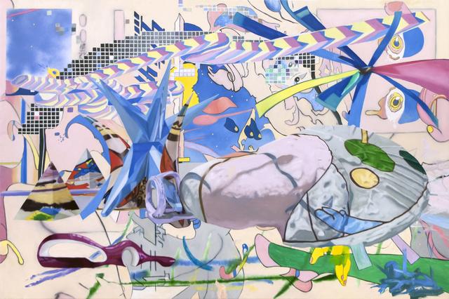 , 'Landscape,' 2017, Ochi Projects