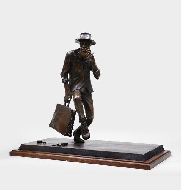 , 'Vintage Dr. Gonzo (Bronze.),' 2015, Peter Harrington Gallery