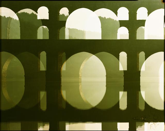 , 'Aqueduct 1564 I,' 2014, Galerie Nikolaus Ruzicska
