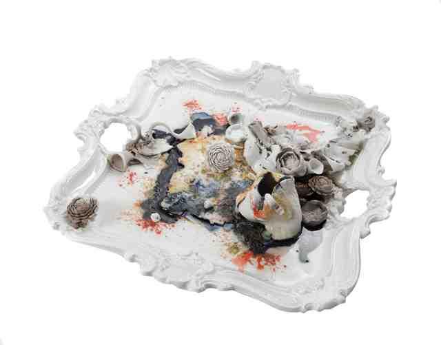 , 'Messy Garden,' 2012, PLUTSCHOW GALLERY