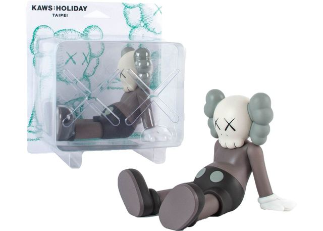 """KAWS, 'Holiday Limited 7"""" (Brown)', 2019, Pop Fine Art"""