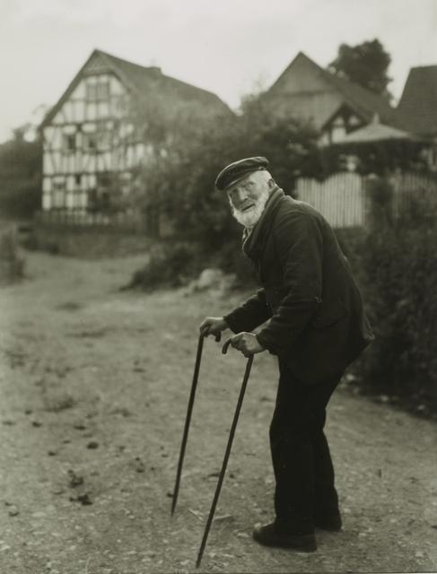 , 'Old Farmer,' 1931-1932, Galerie Julian Sander