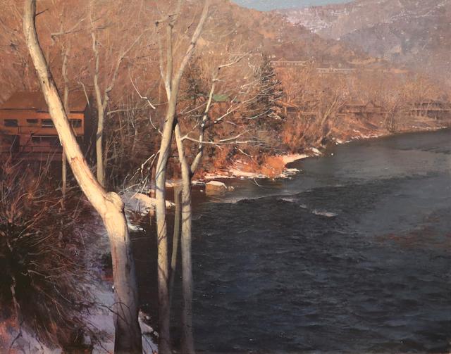 , 'Glenwood Springs,' 2015, Gallery Henoch