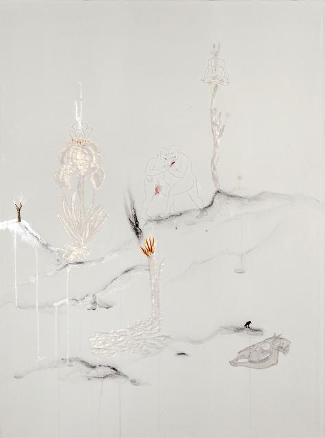 , 'ex-river guide,' 2014, Galerie Krinzinger