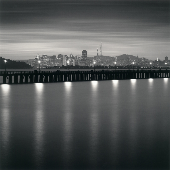 Rolfe Horn, 'Berkeley Pier, Study 7, California', 2007-printed 2009, Photography, Sepia and Selenium toned Gelatin Silver print, Scott Nichols Gallery