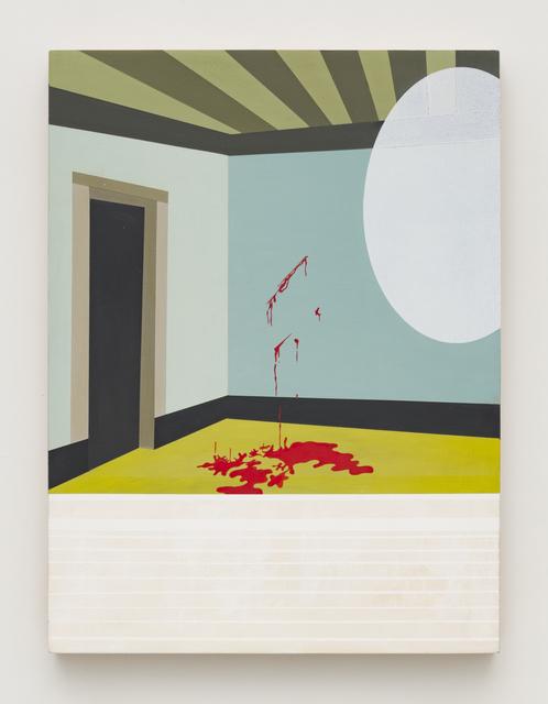 , 'Notícia de jornal (sala de estar) / Tabloid Story (Living Room),' 2017, Stephen Friedman Gallery