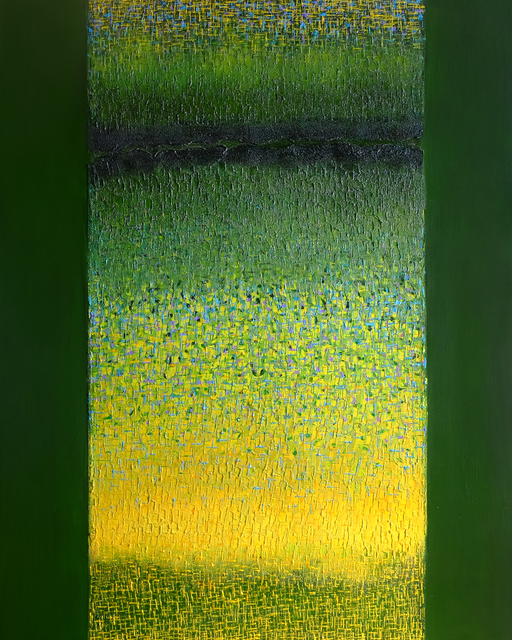Hyun Ae Kang, 'Spring 5A20', 2020, Painting, Oil and resin on canvas, BOCCARA ART