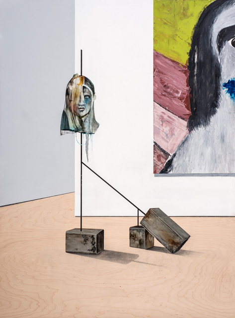 Kevin Earl Taylor, 'Homage', 2017, K. Imperial Fine Art