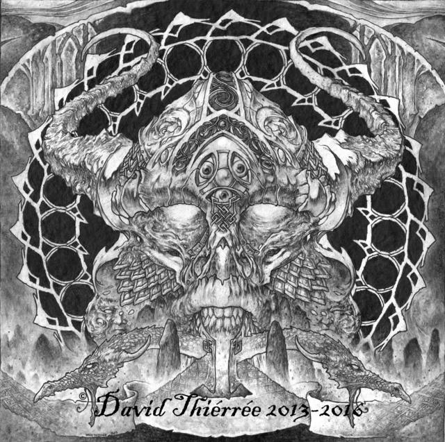 David Thierree, 'Dead King's Skull', 2016, IX Gallery