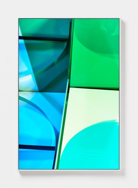, 'Aqua Green,' 2019, ARC ONE Gallery