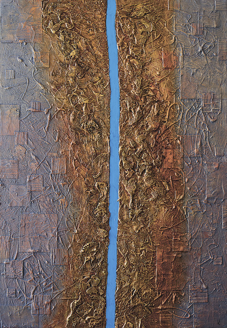 , 'Concave Relief,' 2015, Arts Square Gallery