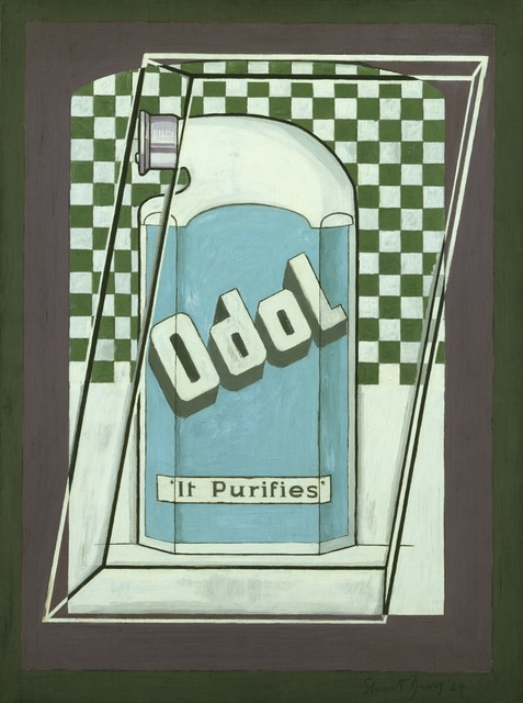 , ' Odol,' 1924, Whitney Museum of American Art