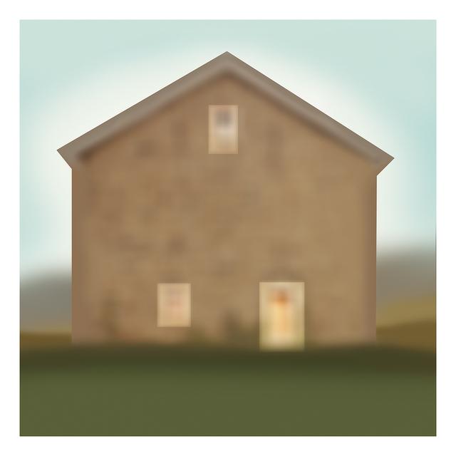 , 'Barn #20,' 2018, Rick Wester Fine Art