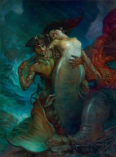 , 'Solomon's Loss,' , IX Gallery