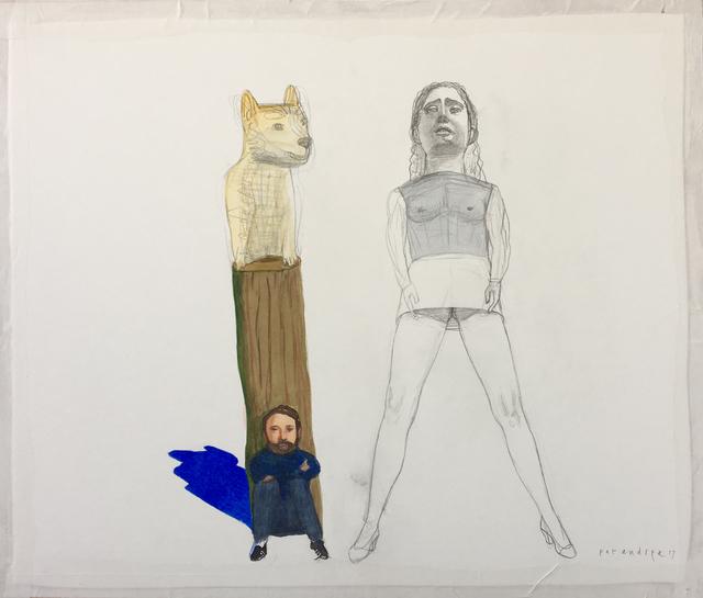 , 'Trio HR18,' 2016, Galerie DYS