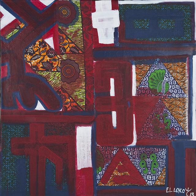 , 'EPONAGBAGNI,' 2013, ARTCO Gallery
