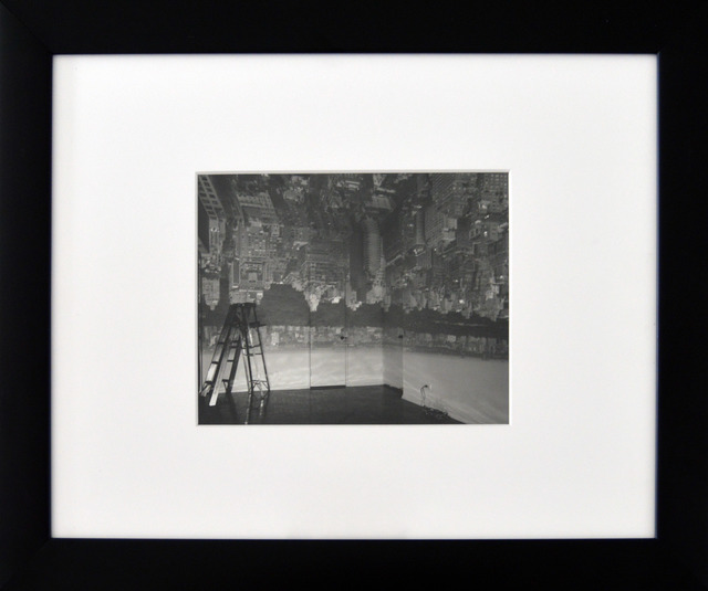 , 'Camera Obscura Image of Manhattan View Looking in Empty Room,' 1996, The Art Design Project