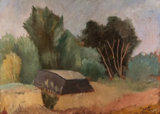 Alberto Ziveri, 'Landscape', 1927, Finarte