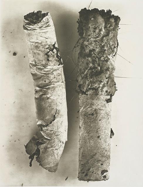 Irving Penn, 'Cigarette 17', 1972, Phillips