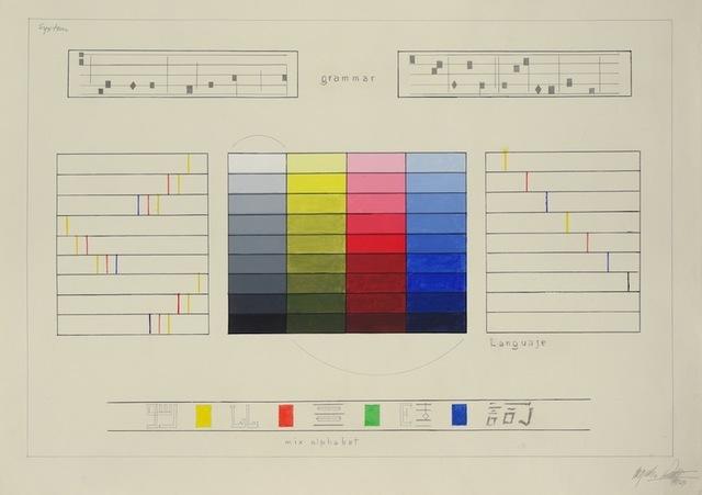 , 'Sistema de color,' 1969, Henrique Faria Fine Art