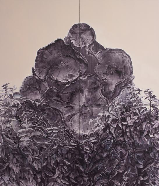 , 'Cross Cut,' 2014, Artscape