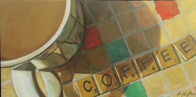 , 'Coffee,' 2016, Artspace Warehouse