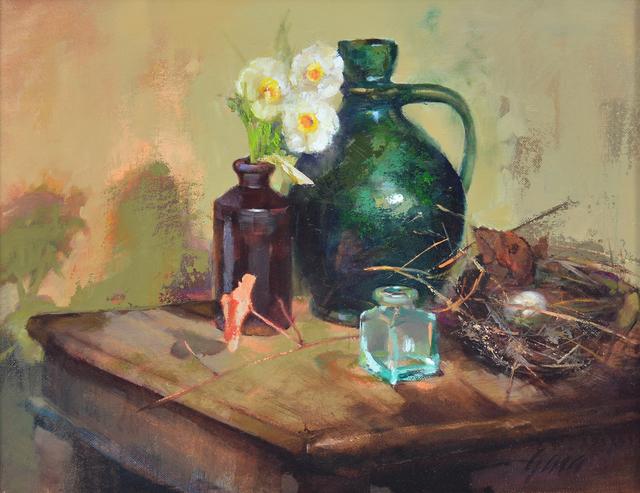 , 'Dutch Table,' , Eisele Fine Art