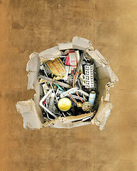 , 'Box #1,' 2012, Galleria Ca' d'Oro
