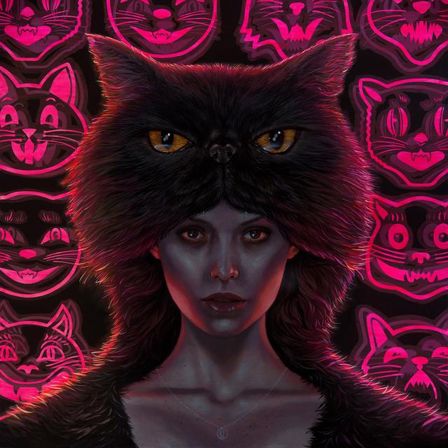 , 'Hoodcat,' 2017, Spoke Art