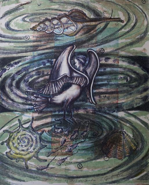 , 'Siren of the Lowlands,' 2013, ArtHelix Gallery
