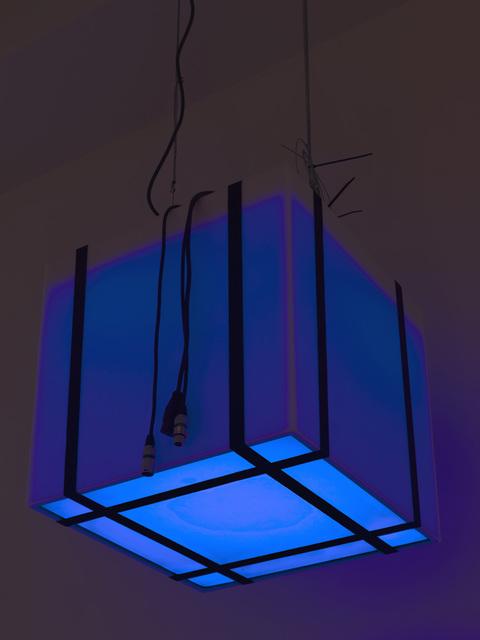 , 'Mondrian Corian (blue),' 2010, Simon Lee Gallery