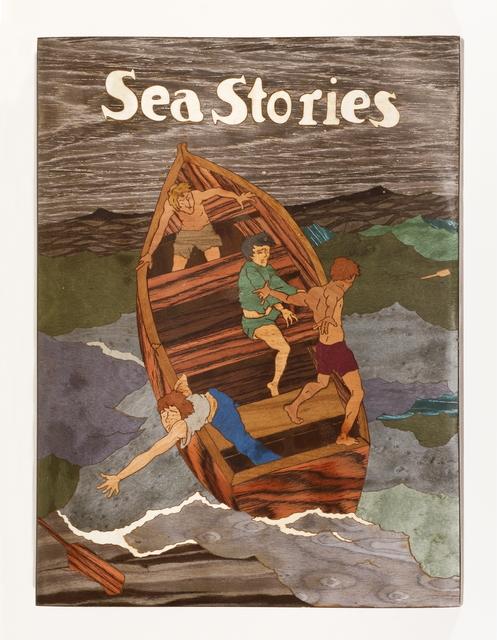 , 'Sea Stories #7,' 2016, rosenfeld porcini