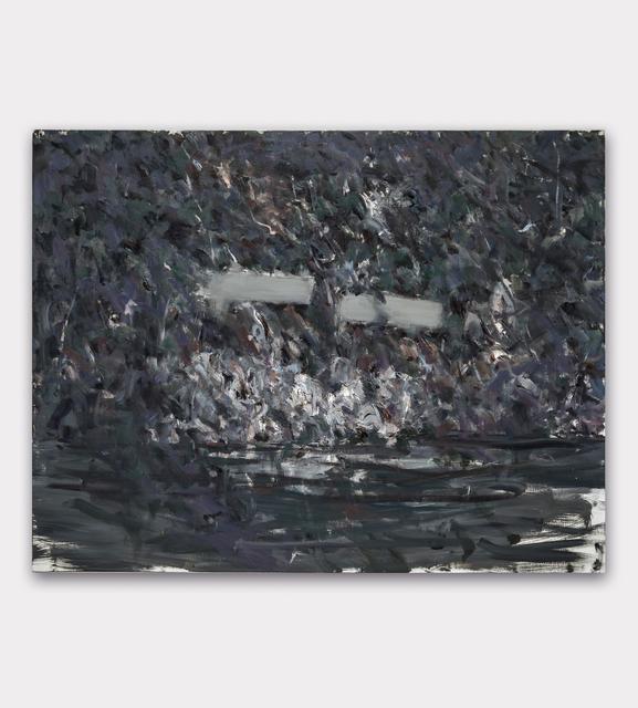 Jang Jae Min, 'Twin board', 2018, Phosphorus & Carbon
