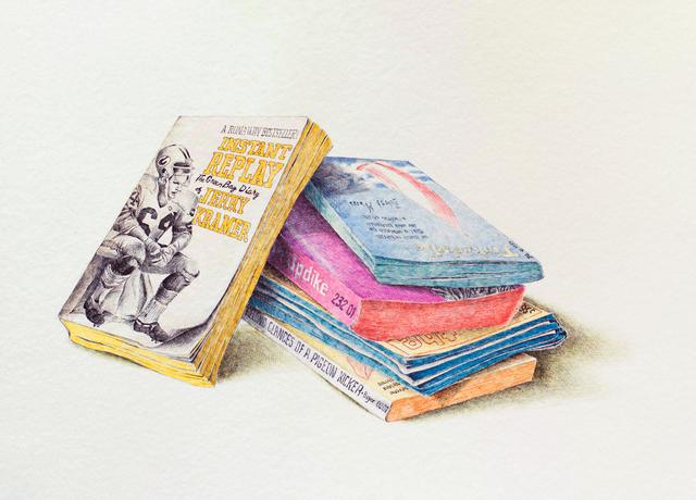 , 'Books,' ca. 1970, Allan Stone Projects