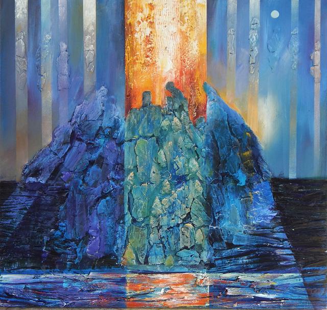 , 'Water Protector,' , Zenith Gallery