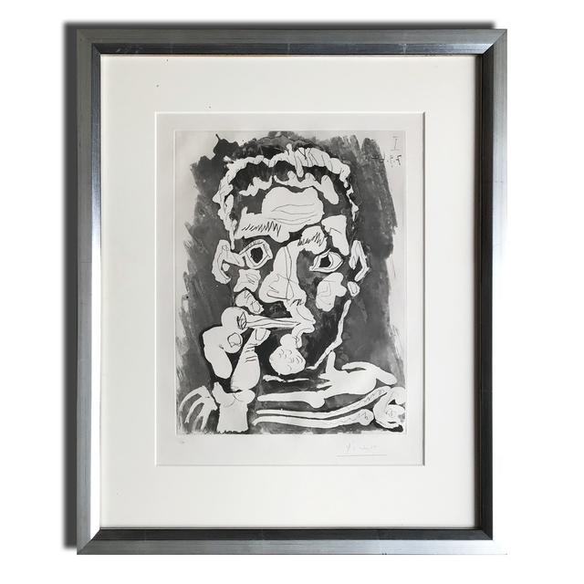 Pablo Picasso, 'Le Fumeur IV', 1964, MLTPL