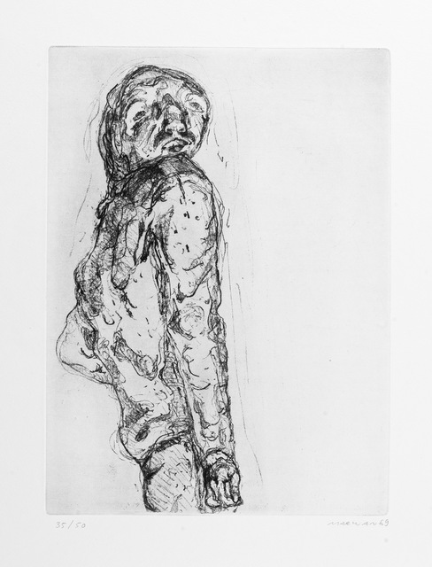 , 'Der Unverdeckte,' 1969, Meem Gallery