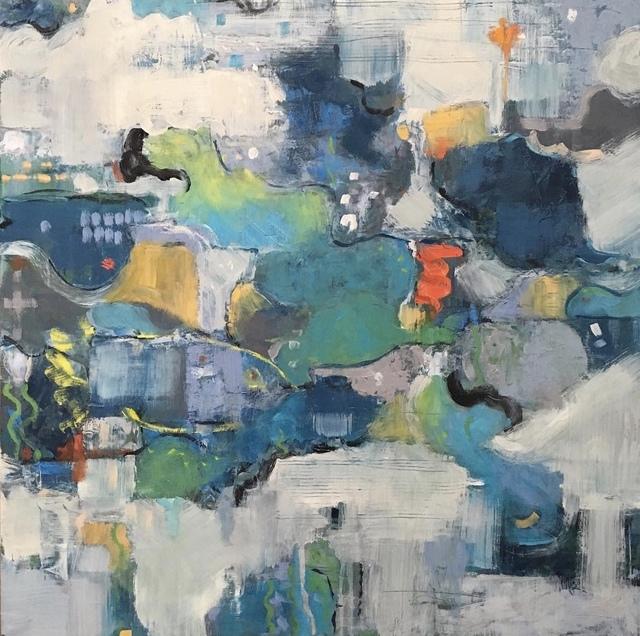 , 'Tide Pool,' 2019, Solace Studio + Gallery & Contour 19