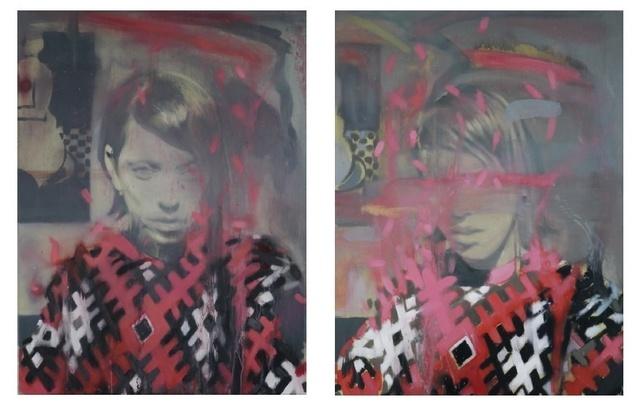 , 'Signal Drift I&II,' 2014, Paradise Row
