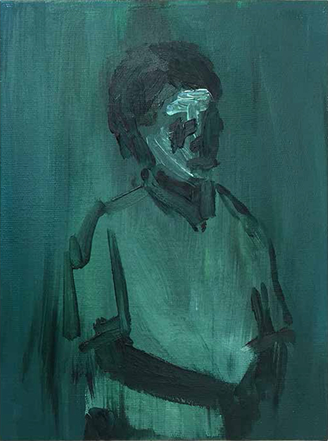 , 'Verde,' 2015, Casa Triângulo